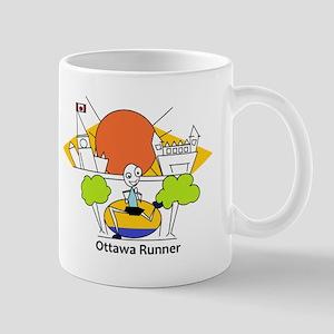 Ottawa Runner Mug Mugs