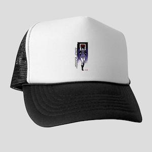 Jessica Jones Walking Trucker Hat