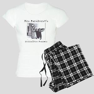 Suffrajistu! Pajamas
