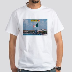 Cozumel White T-Shirt