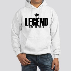 The Legend Has Retired Sweatshirt