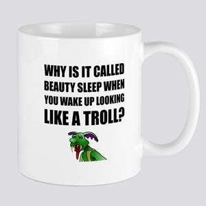 Beauty Sleep Troll Mugs