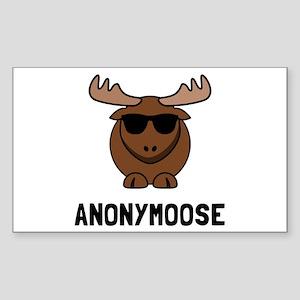 Anonymoose Sticker