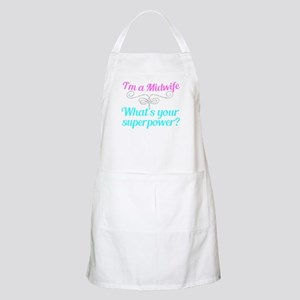 Super Midwife Apron