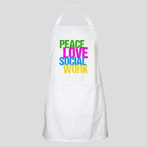 Social Work Cute Apron