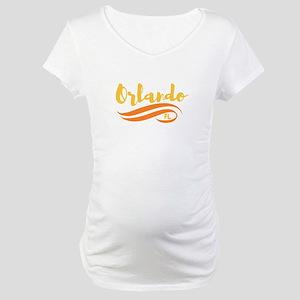 Orlando FL Maternity T-Shirt