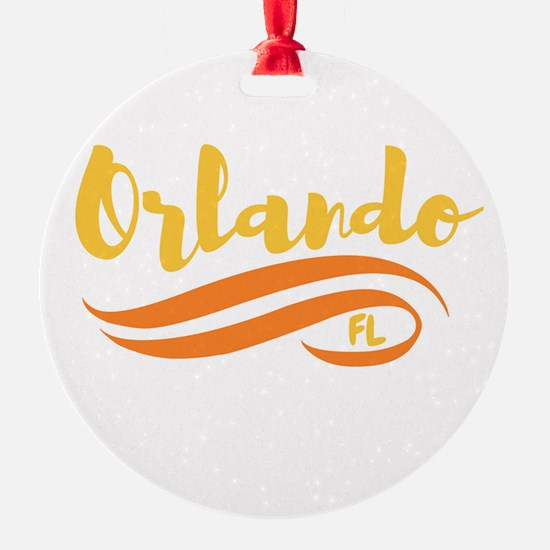 Orlando FL Ornament