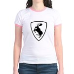 "Jr. Ringer T-Shirt, 8"" moose"