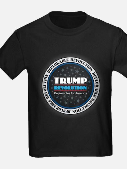Trump Revolution Deplorables T-Shirt