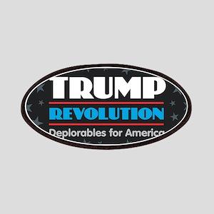 Trump Revolution Deplorables Patch