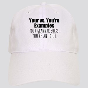 Your You're Cap