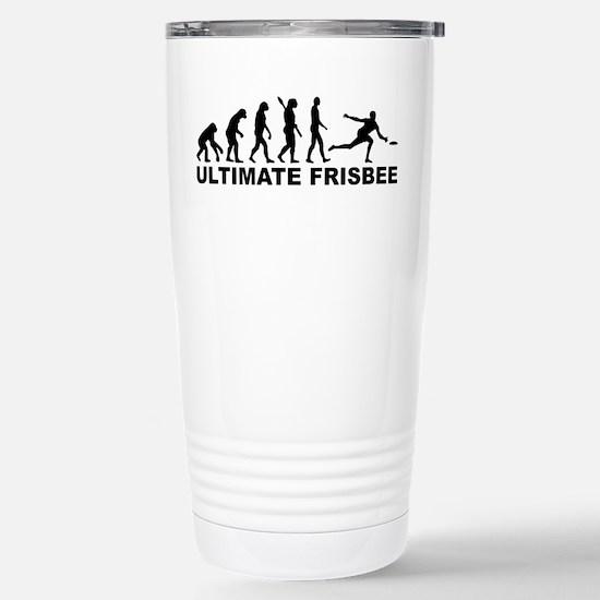 Evolution Ultimate Fris Stainless Steel Travel Mug