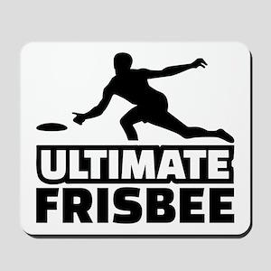 Ultimate Frisbee Mousepad