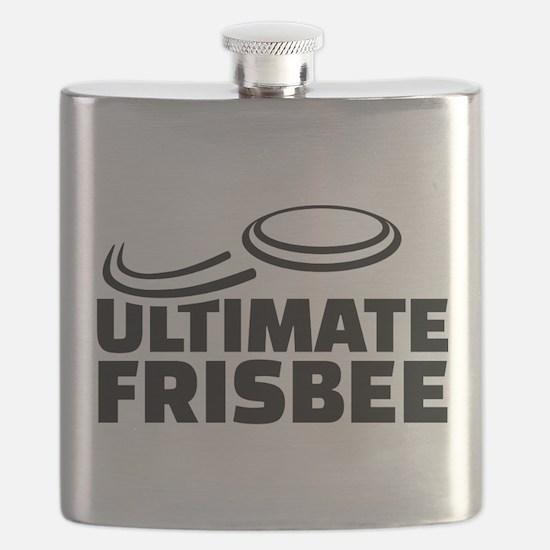Ultimate Frisbee Flask