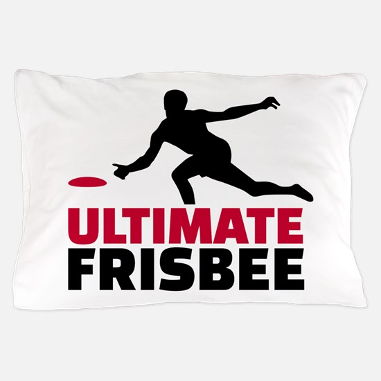 Ultimate Frisbee Pillow Case