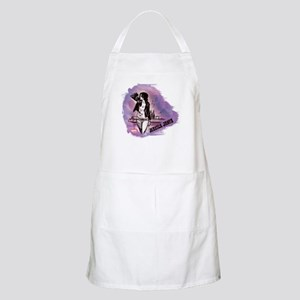 Jessica Jones Purple Sky Apron