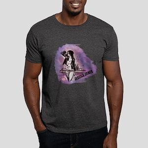 Jessica Jones Purple Sky Dark T-Shirt