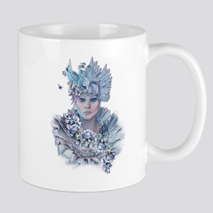 Blue Raven Mugs
