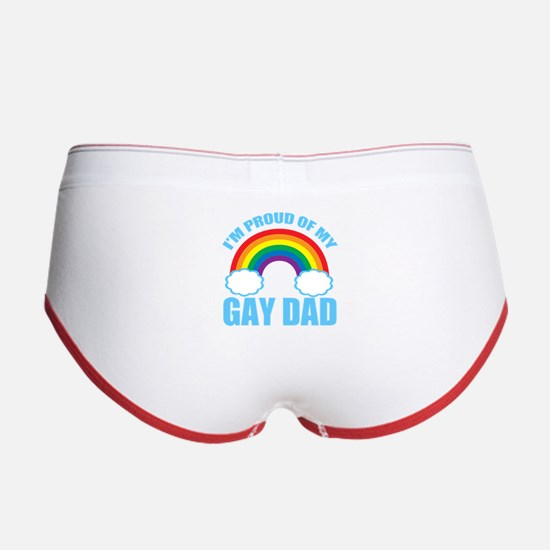 Gay Dad Women's Boy Brief