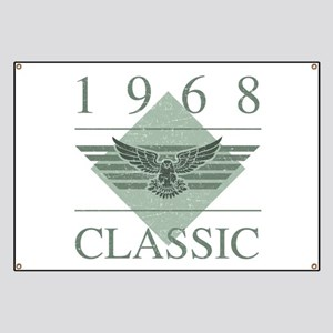 1968 Classic Eagle Banner