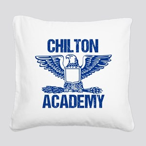 Chilton Academy Square Canvas Pillow