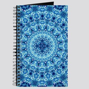 Crystal Radiance Mandala Journal