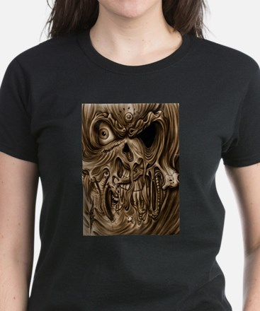 Syfy-Scarry Face T-Shirt