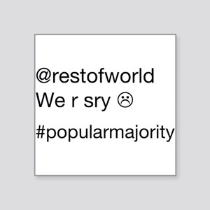 @restofworld We r sry :( Sticker