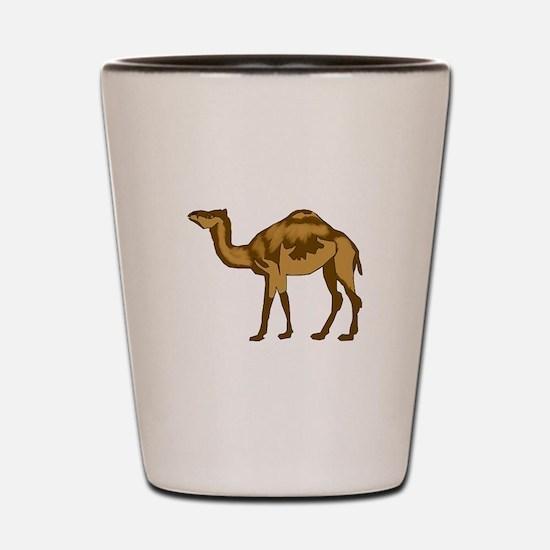 CAMEL Shot Glass