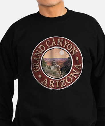 Grand Canyon - Distressed Sweatshirt