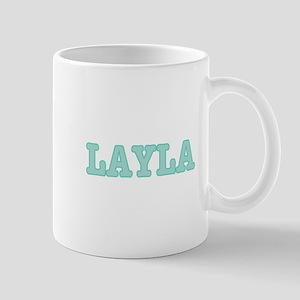 Layla Mugs