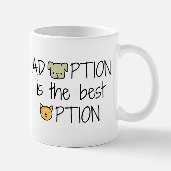 Adoption: Best Option Mugs