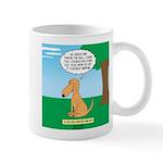 Golden Non-Retriever Mug