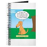 Golden Non-Retriever Journal