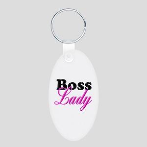 Boss Lady Keychains