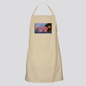 water lily, garden pond photo Apron