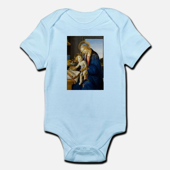 Sandro Botticelli - The Virgin and Child Body Suit