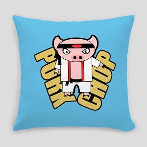 Pork Chop BBG Everyday Pillow