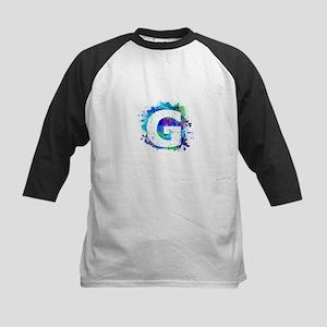 G (Ink Spots) (Blue) Baseball Jersey