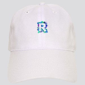 R (Ink Spots) (Blue) Cap