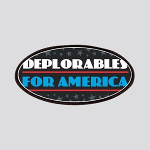 Deplorables for America Patch