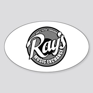 Ray's Music Exchange Sticker