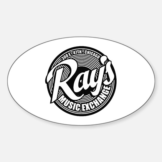 Ray's Music Exchange Decal