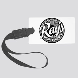 Ray's Music Exchange Large Luggage Tag