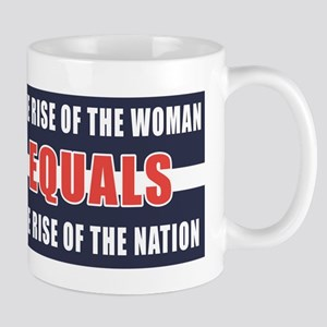 Women Equal Rights Mugs