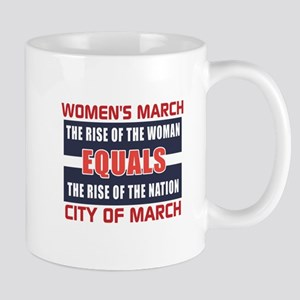 Womens March Mugs
