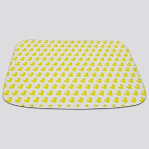 Rubber Ducky Pattern Bathmat