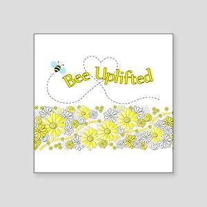 Daisy Bee Uplifted Sticker