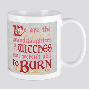 Granddaughters of Witches Mugs