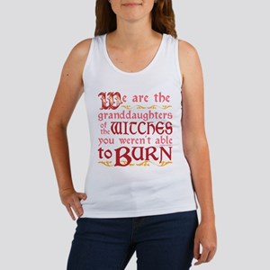 Granddaughters of Witches Tank Top